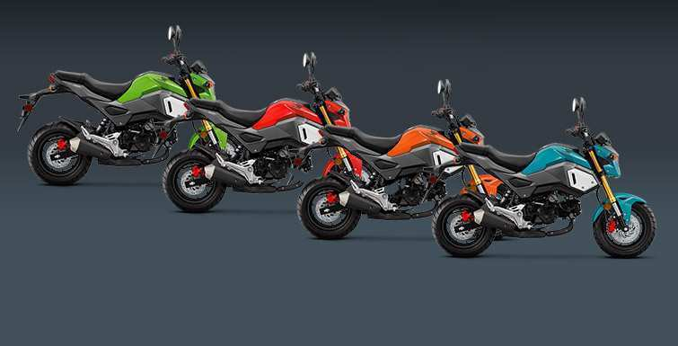 93 Gallery of 2020 Honda Grom Exterior Date Ratings with 2020 Honda Grom Exterior Date