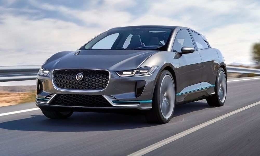 93 Gallery of 2020 Jaguar I Pace Exterior History by 2020 Jaguar I Pace Exterior