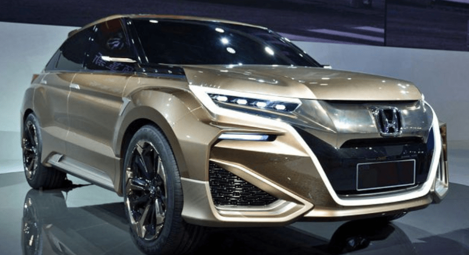 93 Great 2020 Honda Crosstour Price and Review by 2020 Honda Crosstour