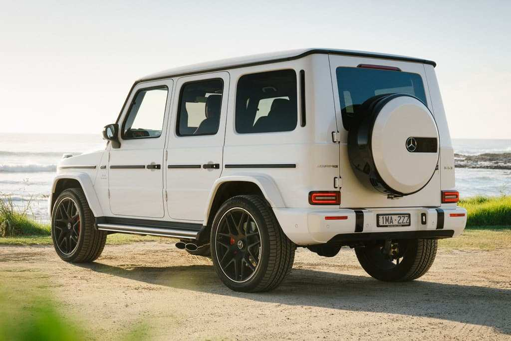 93 Great 2020 Mercedes G Wagon Exterior Date Performance with 2020 Mercedes G Wagon Exterior Date