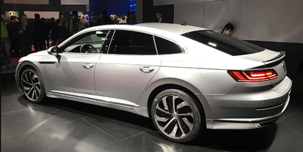 93 Great Volkswagen Arteon 2020 Exterior Date Redesign and Concept for Volkswagen Arteon 2020 Exterior Date