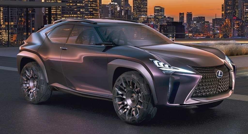 93 New 2020 Lexus Ux Exterior Overview by 2020 Lexus Ux Exterior