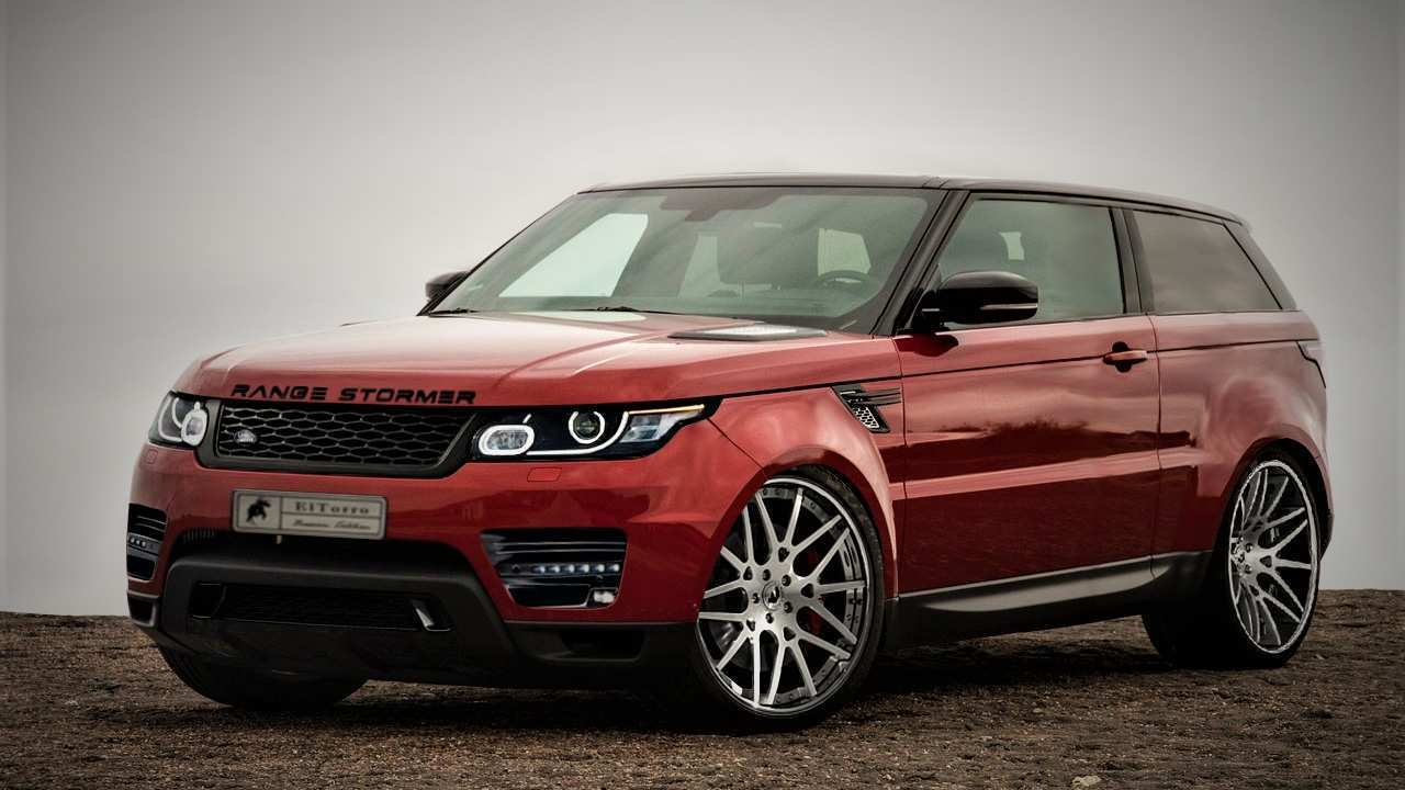 93 New 2020 Range Rover Sport Overview by 2020 Range Rover Sport
