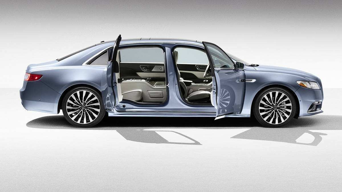 93 New 2020 The Lincoln Continental First Drive for 2020 The Lincoln Continental