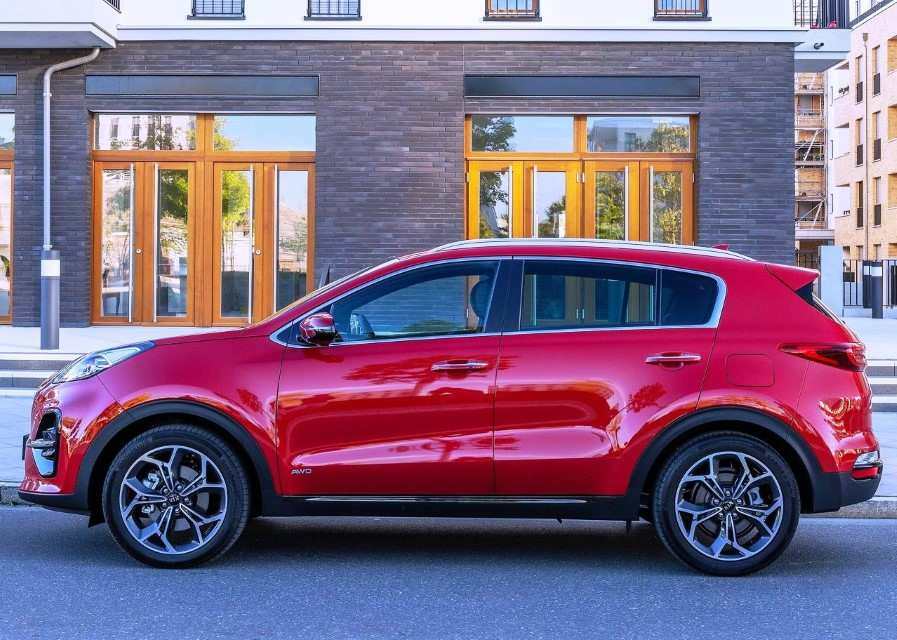 93 New Kia Sportage 2020 Dimensions Specs and Review by Kia Sportage 2020 Dimensions