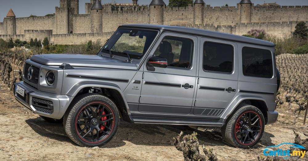 93 New Mercedes G63 2020 Review by Mercedes G63 2020