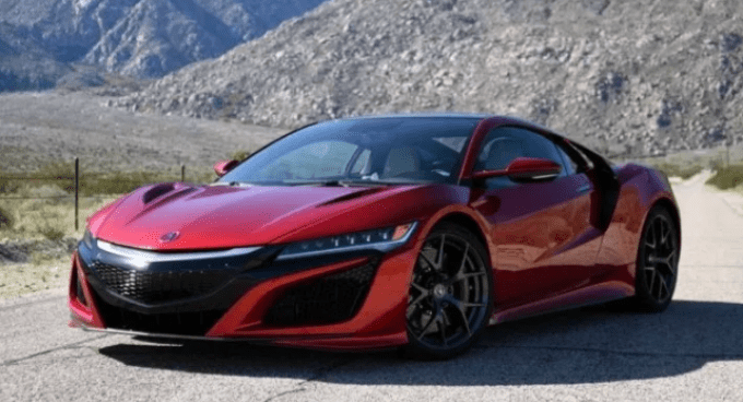 93 The 2020 Acura Nsx Type R Review by 2020 Acura Nsx Type R
