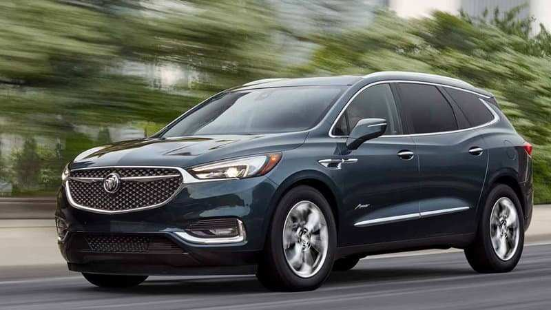 93 The 2020 Buick Enclave Exterior and Interior with 2020 Buick Enclave