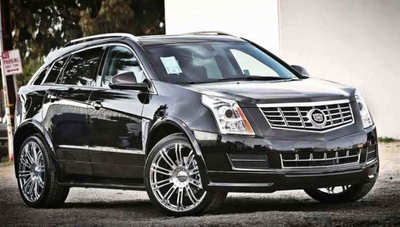 93 The 2020 Cadillac SRX Concept with 2020 Cadillac SRX