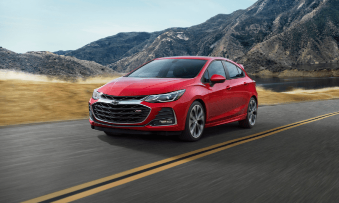 93 The 2020 Chevy Cruze Ratings with 2020 Chevy Cruze