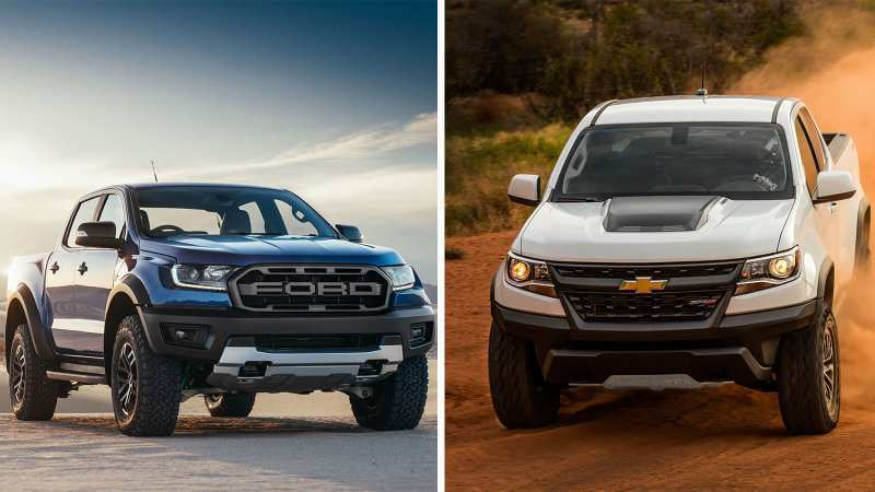 93 The 2020 Ford Ranger Vs BMW Canyon Speed Test for 2020 Ford Ranger Vs BMW Canyon
