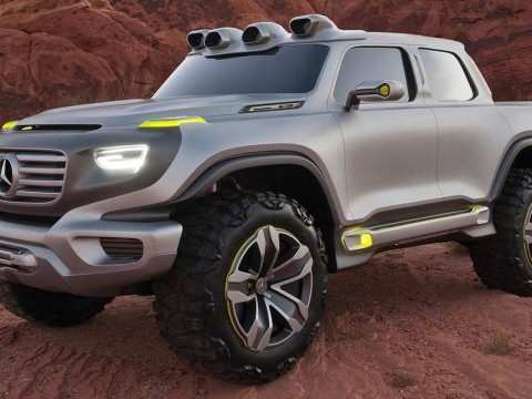 93 The 2020 Mercedes Pickup Performance and New Engine by 2020 Mercedes Pickup