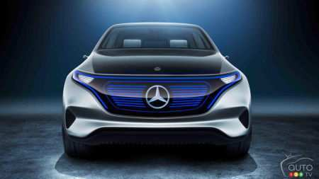 93 The Mercedes Electric Car 2020 Pricing for Mercedes Electric Car 2020
