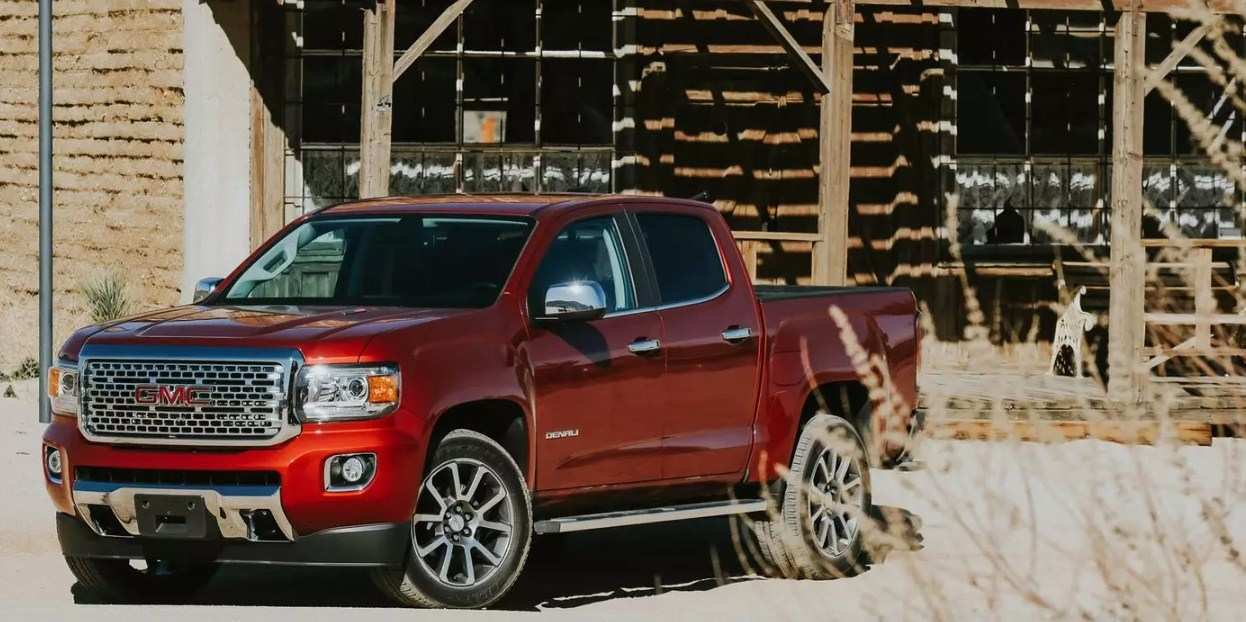 94 All New 2020 Gmc Canyon Diesel Photos by 2020 Gmc Canyon Diesel