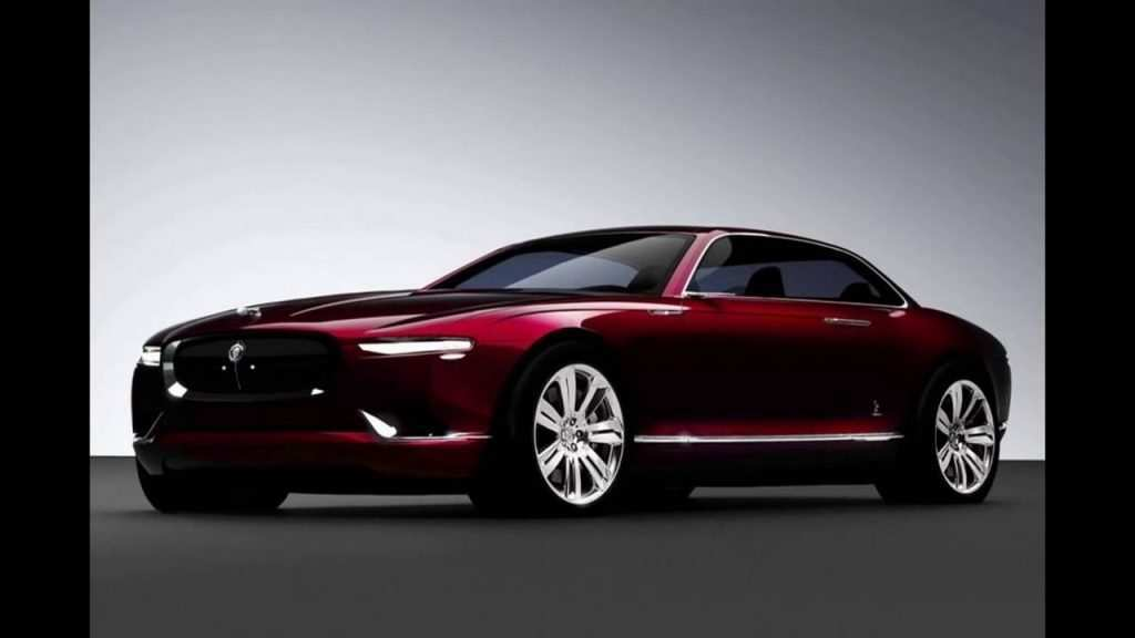 94 All New 2020 Jaguar XK Exterior by 2020 Jaguar XK