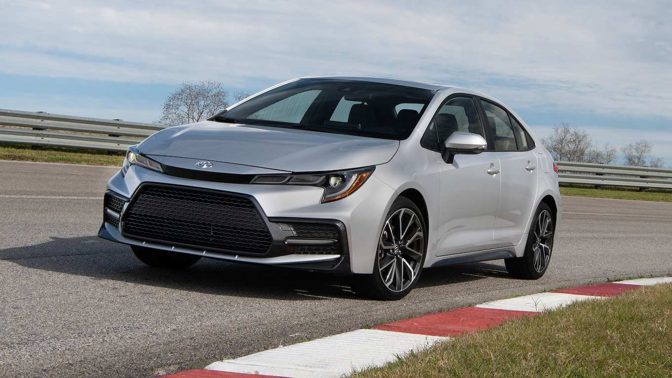 94 All New 2020 Toyota Corolla Overview for 2020 Toyota Corolla