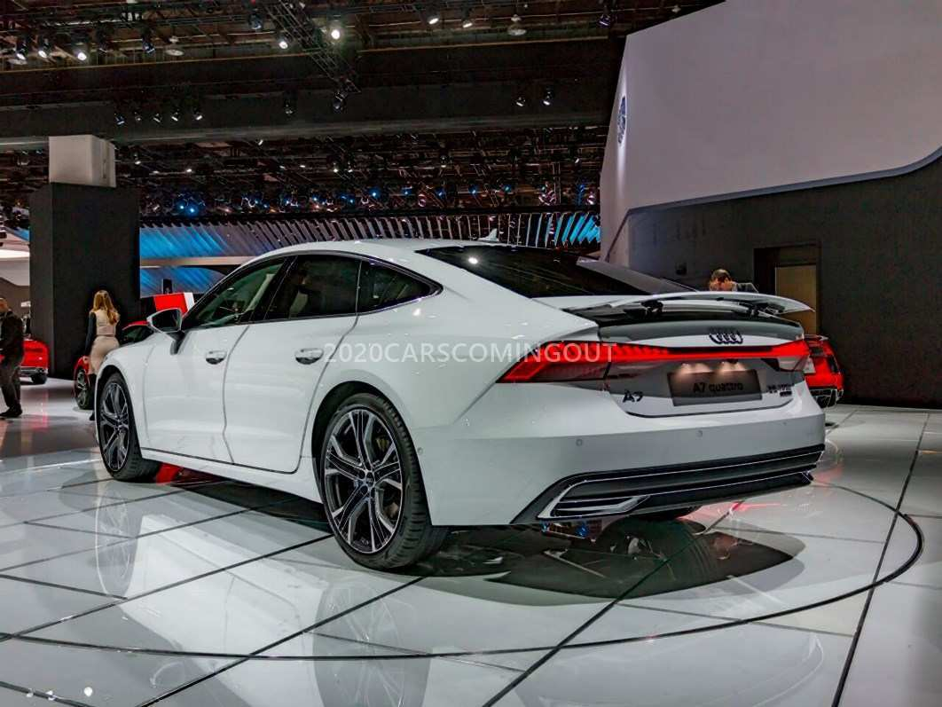 94 Best Review 2020 Audi A7 Overview with 2020 Audi A7