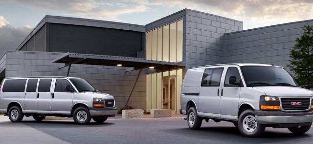 94 Best Review 2020 GMC Savana Release with 2020 GMC Savana
