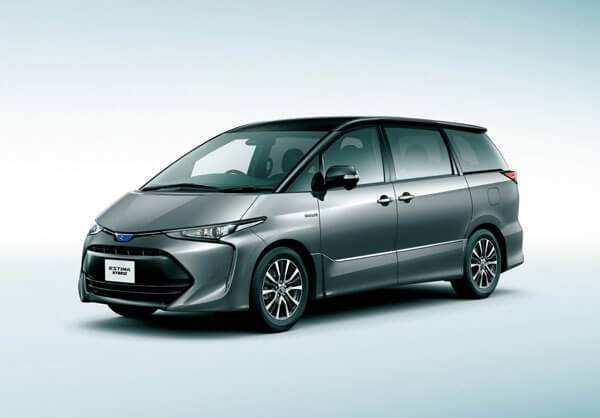 94 Best Review 2020 Toyota Estima Pricing by 2020 Toyota Estima