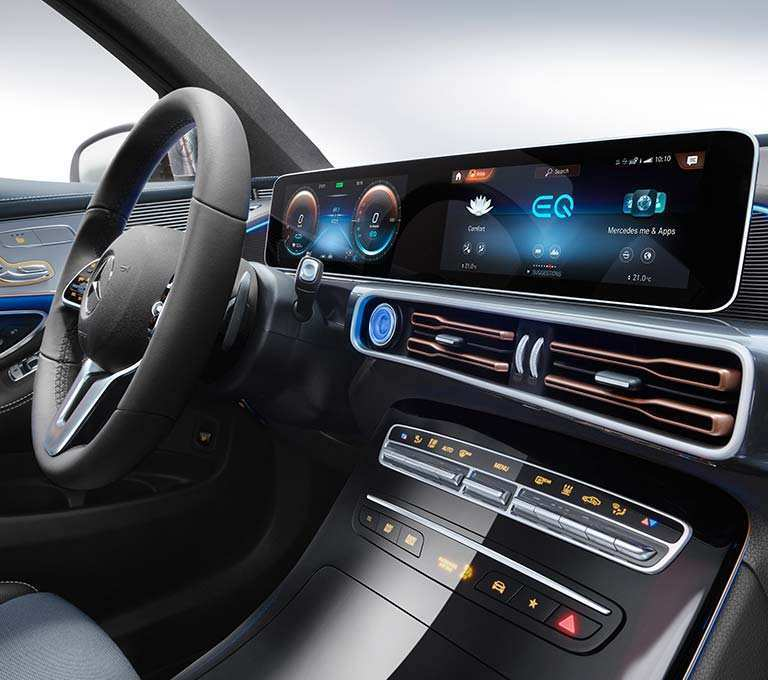 94 Best Review Eqc Mercedes 2020 Redesign with Eqc Mercedes 2020