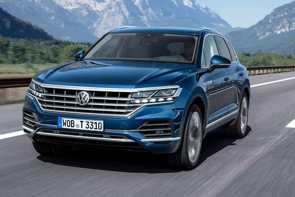 94 Best Review VW Touareg 2020 New Concept Performance and New Engine by VW Touareg 2020 New Concept