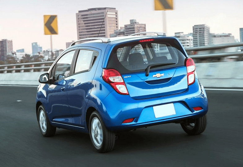 94 Concept of 2020 Chevrolet Spark Redesign for 2020 Chevrolet Spark