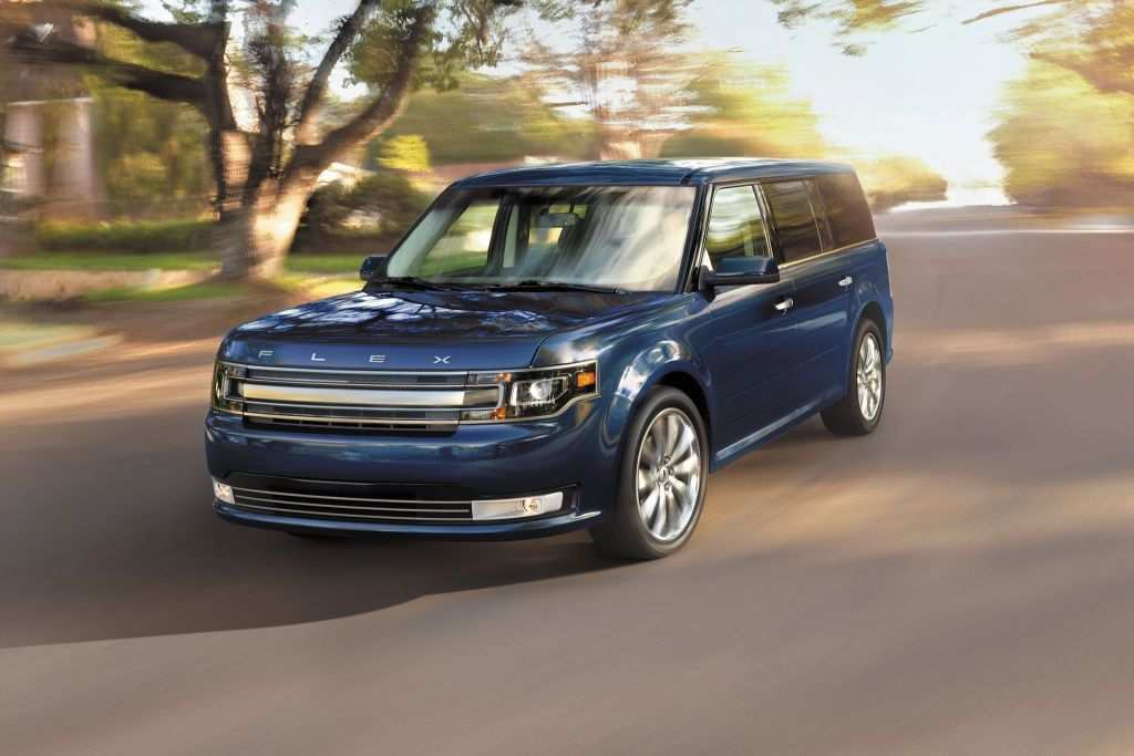 94 Concept of 2020 Ford Flex S Price and Review by 2020 Ford Flex S
