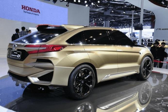 94 Concept of 2020 Honda Vezels Style by 2020 Honda Vezels