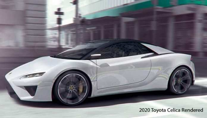 94 Concept of 2020 Toyota Celica Configurations by 2020 Toyota Celica