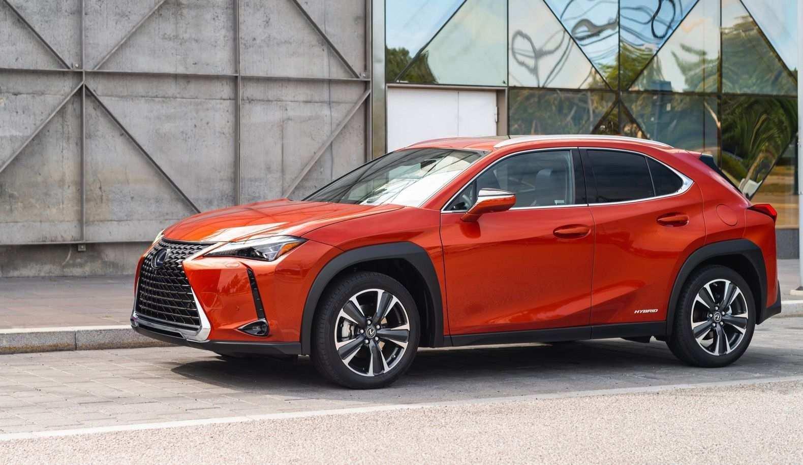94 Concept of Lexus 2020 Ux Concept with Lexus 2020 Ux