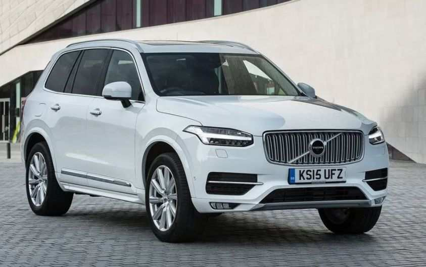 94 Concept Of Volvo Xc90 2020 New Concept Spesification For Volvo