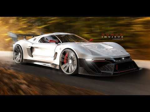 94 Gallery of 2020 Honda Nsx Speed Test with 2020 Honda Nsx