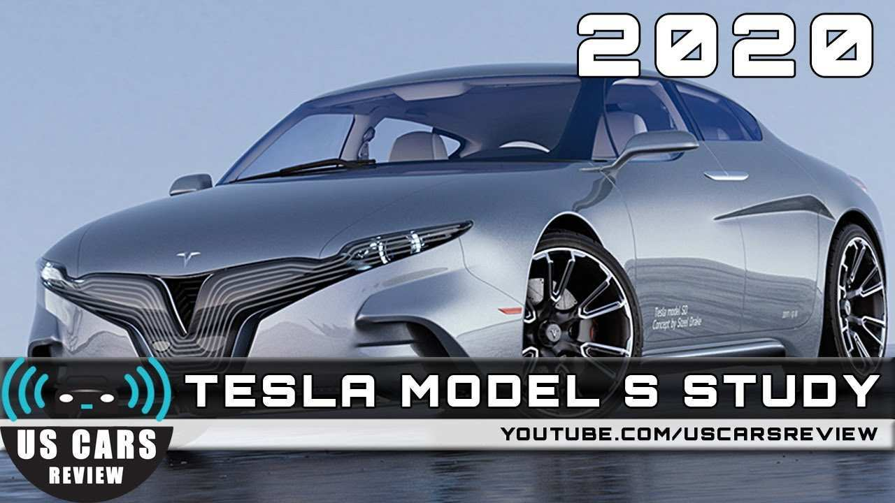 94 Gallery of 2020 Tesla Model S Performance by 2020 Tesla Model S
