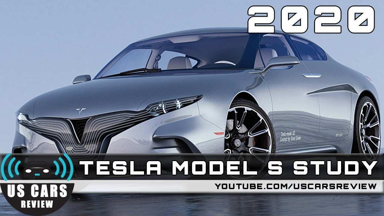 94 Gallery of 2020 Tesla Model S Performance by 2020 Tesla Model S