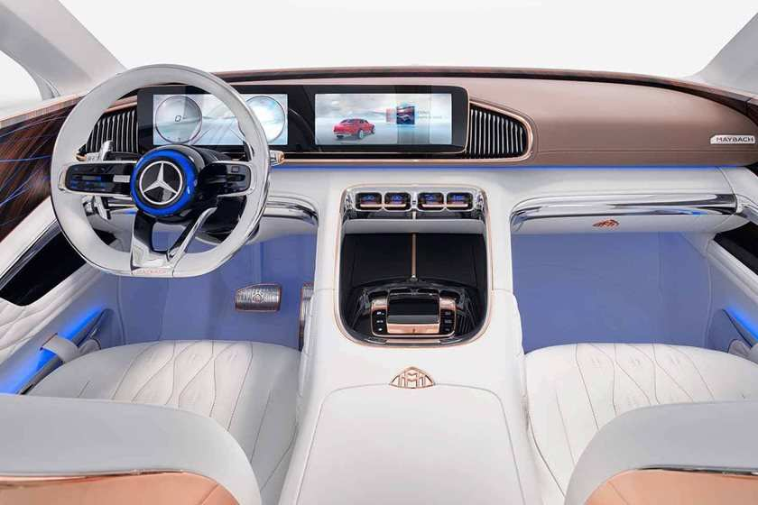 94 Gallery of Mercedes S Class 2020 Interior with Mercedes S Class 2020