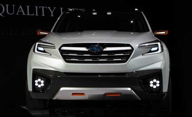 94 Gallery of Subaru Exterior 2020 Price and Review with Subaru Exterior 2020