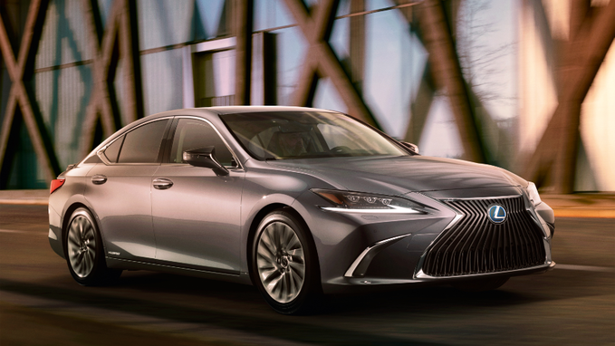 94 Gallery of The 2020 Lexus Es Model by The 2020 Lexus Es