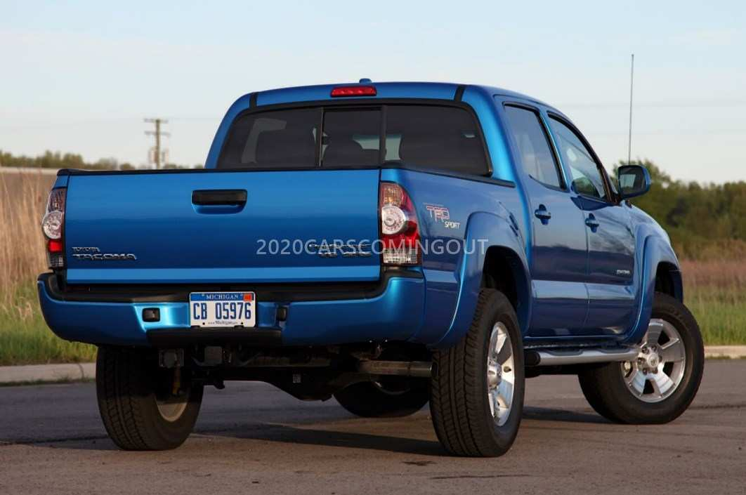 94 Gallery of Toyota Tacoma 2020 Exterior Date New Concept with Toyota Tacoma 2020 Exterior Date