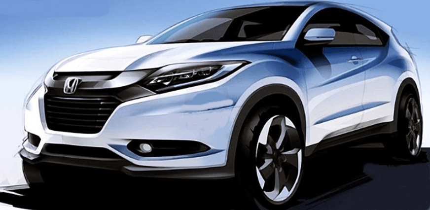 94 Great 2020 Honda HR V Configurations by 2020 Honda HR V