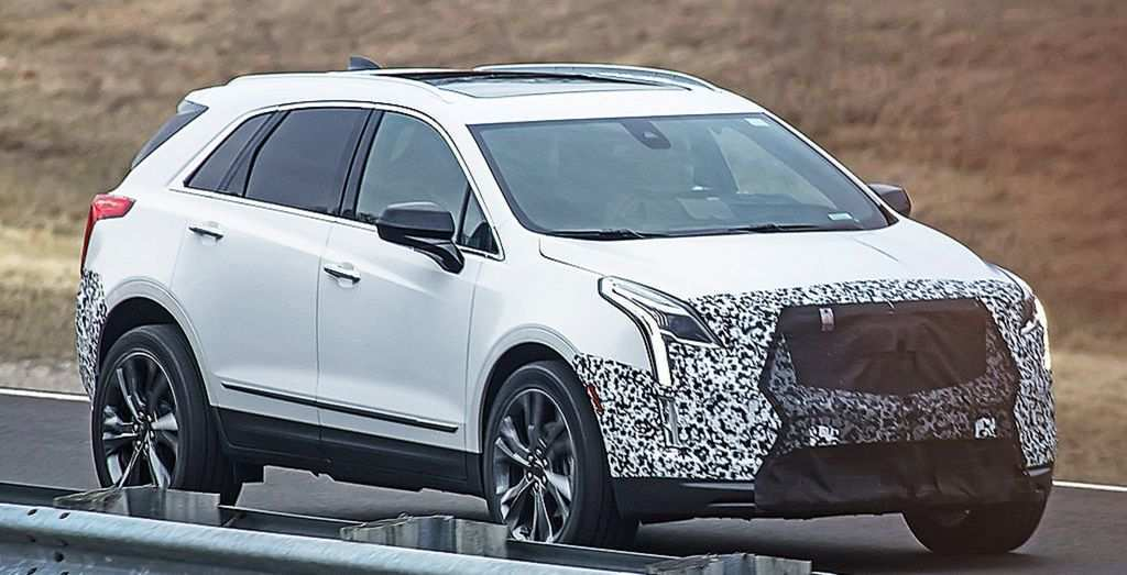 94 Great 2020 Spy Shots Cadillac Xt5 New Review by 2020 Spy Shots Cadillac Xt5