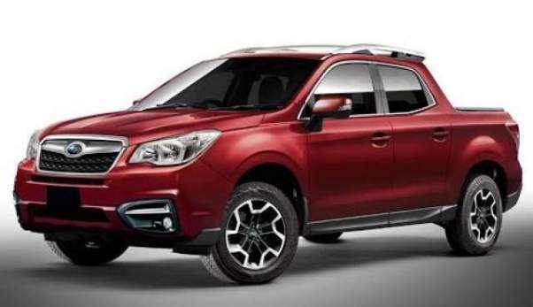 94 Great 2020 Subaru Viziv Pickup Redesign and Concept by 2020 Subaru Viziv Pickup