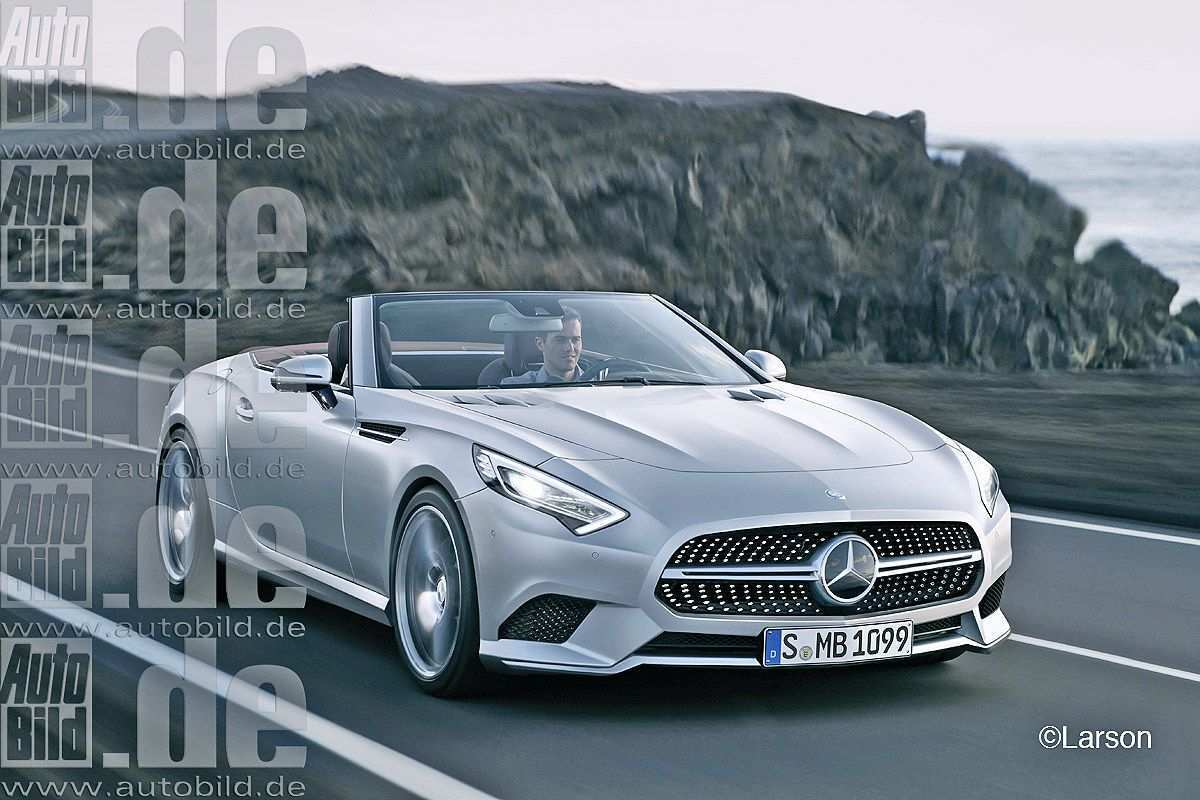 94 Great Mercedes Slc 2020 Spesification with Mercedes Slc 2020