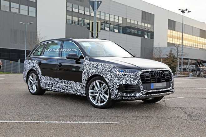 94 New 2020 Audi Q7 Redesign and Concept for 2020 Audi Q7