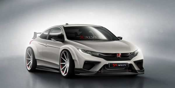 94 New 2020 Honda Civic Type R Picture by 2020 Honda Civic Type R