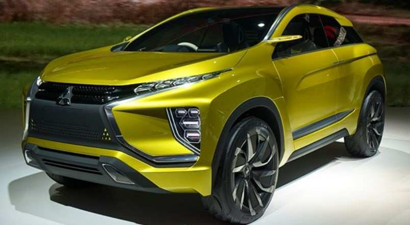 94 New 2020 Mitsubishi Asx 2020 Specs and Review with 2020 Mitsubishi Asx 2020