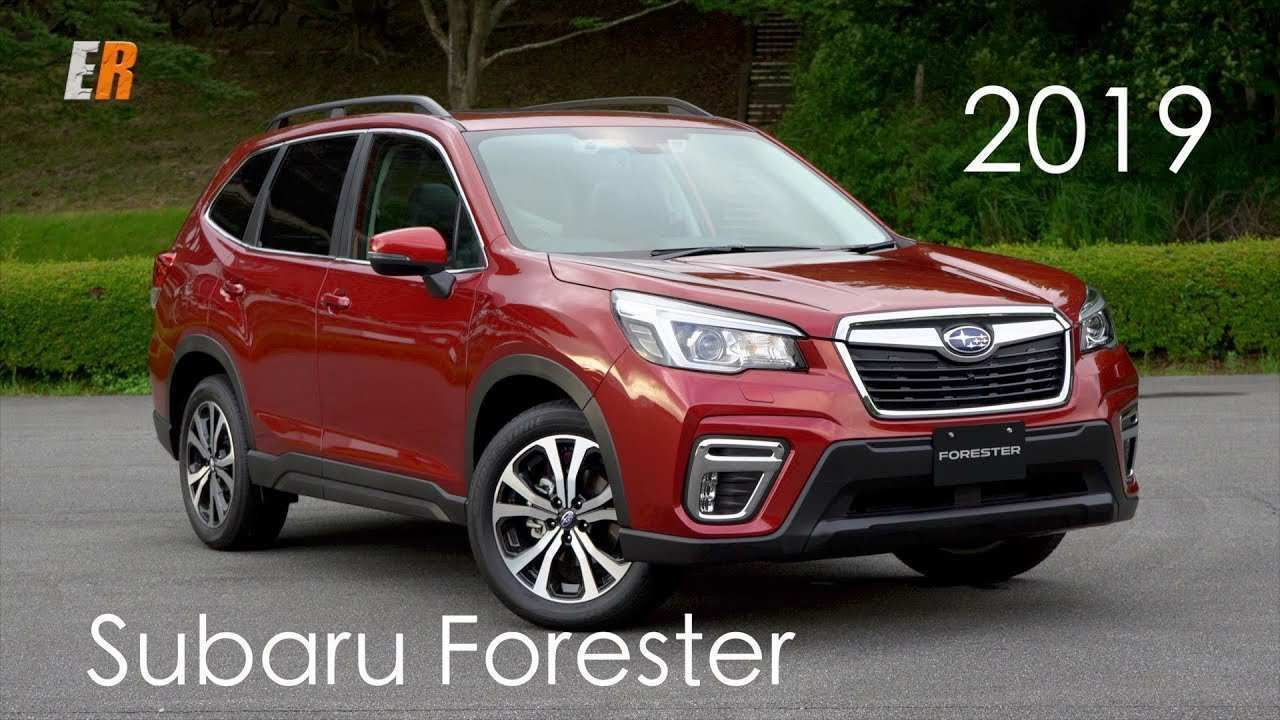 94 New Subaru 2020 Forester Dimensions History by Subaru 2020 Forester Dimensions