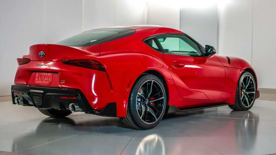 94 New Supra Toyota 2020 Images with Supra Toyota 2020