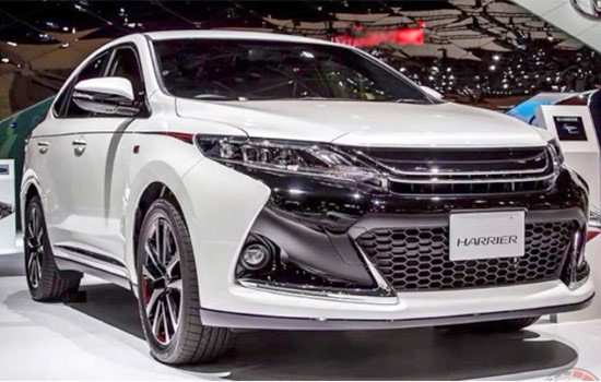 94 New Toyota Harrier 2020 Ratings by Toyota Harrier 2020