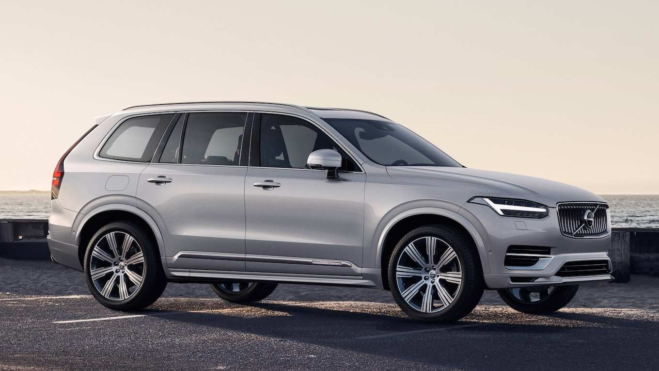 94 New Volvo Xc90 Update 2020 Picture for Volvo Xc90 Update 2020