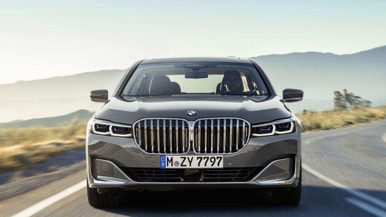 94 The 2020 BMW 7 Series Concept for 2020 BMW 7 Series